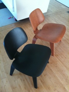 Eames Chair Comparison