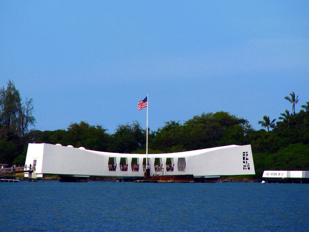 peral harbor The japanese attack on the uss arizona at pearl harbor on dec 7, 1941 pushed the us into world war ii but the battleship wasn't supposed to be docked there (claritza jimenez, michael ruane/the washington post) the united states prides itself in being a unified country the pledge of allegiance.