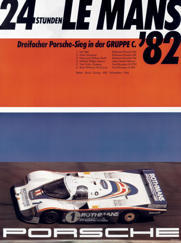 Porsche Racing Posters And Max Huber Modular 4