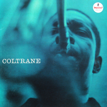John Coltrane - Coltrane album cover