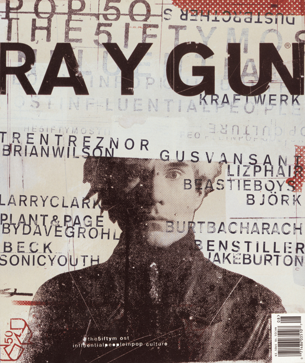 Design friday ray gun magazine modular 4