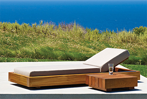 build patio furniture wood