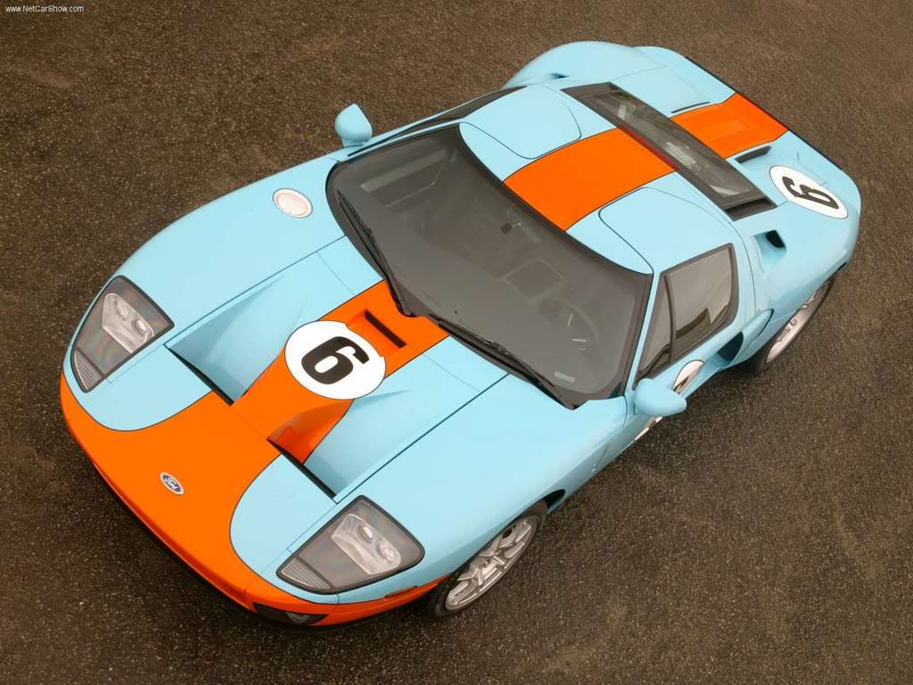- Design Friday. The Color Of Gulf Racing. Modular 4