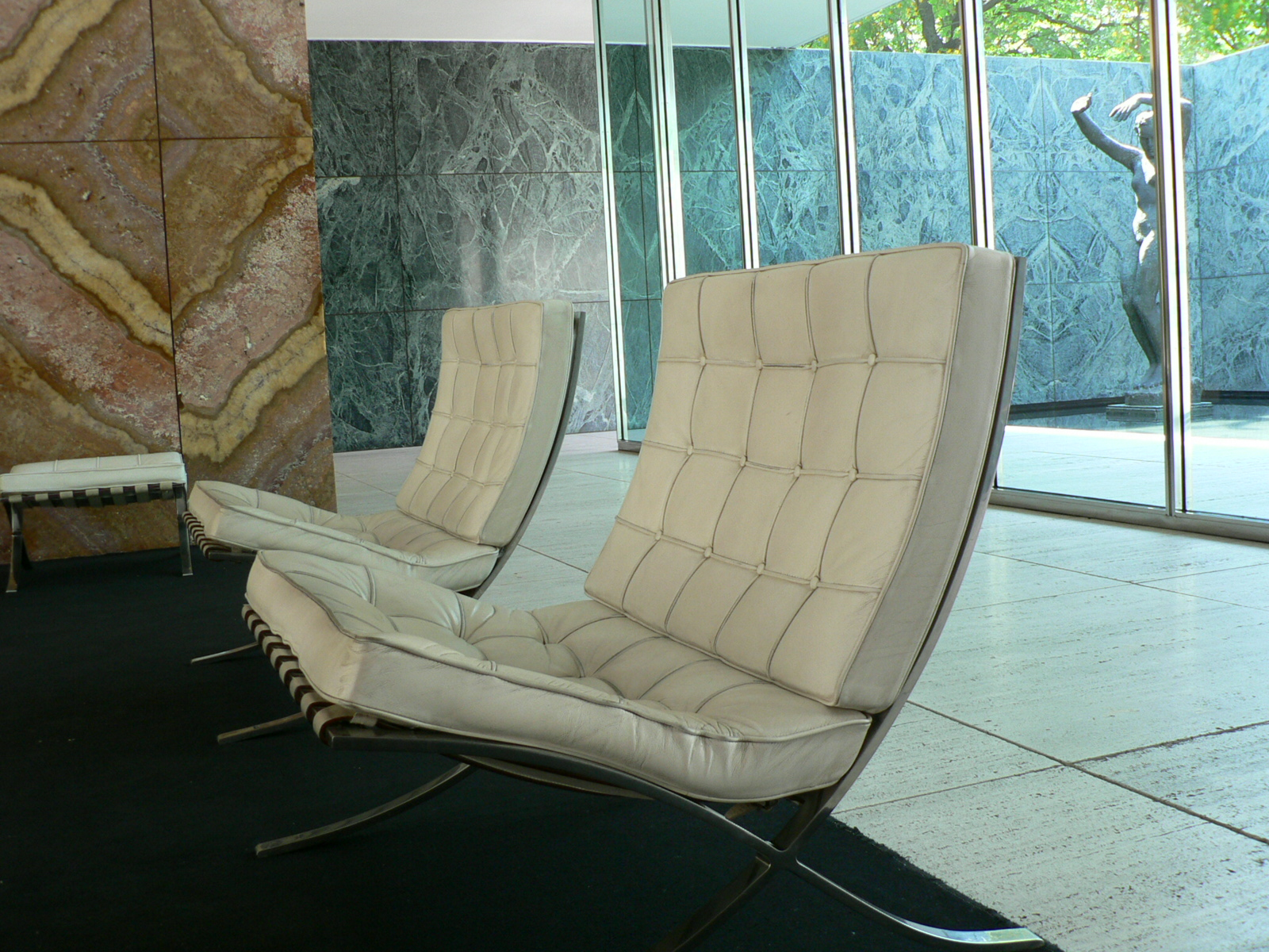 Design Friday Ludwig Mies Van Der Rohes Barcelona Chair