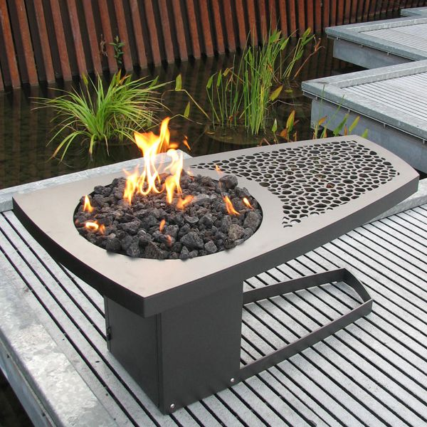 Fire pit modular 4 for Prefab fire pit