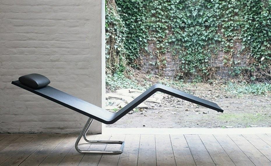 Outdoor furniture modular 4 for Chaise 03 van severen