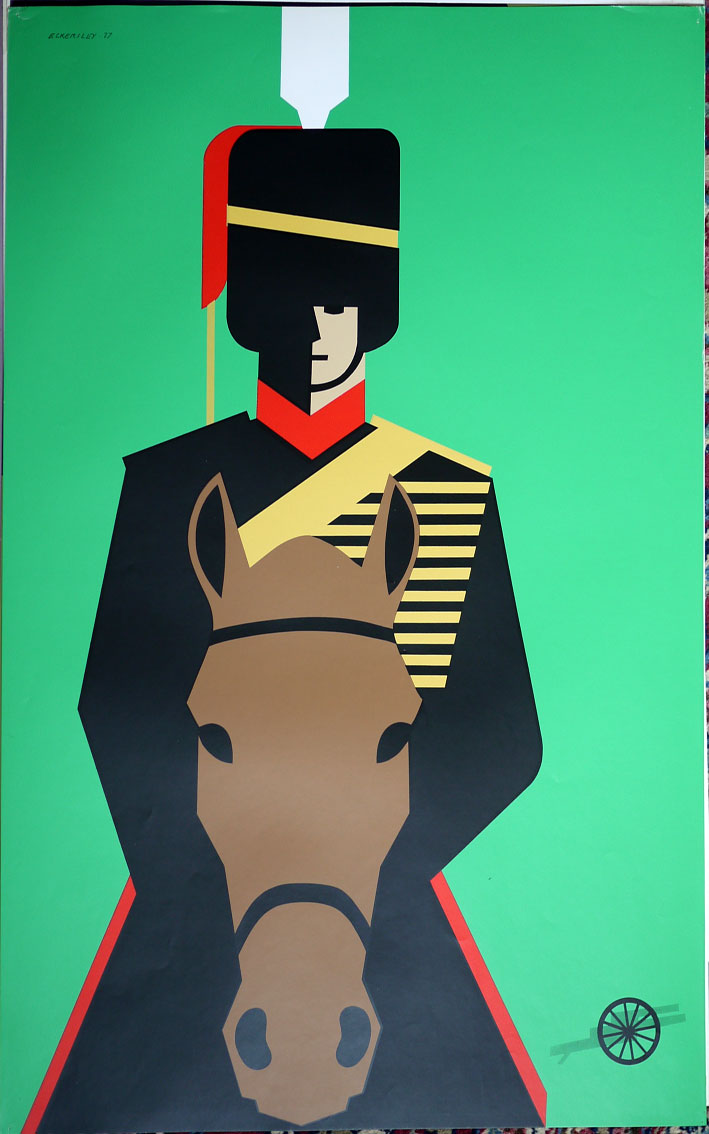 the master  tom eckersley  poster design