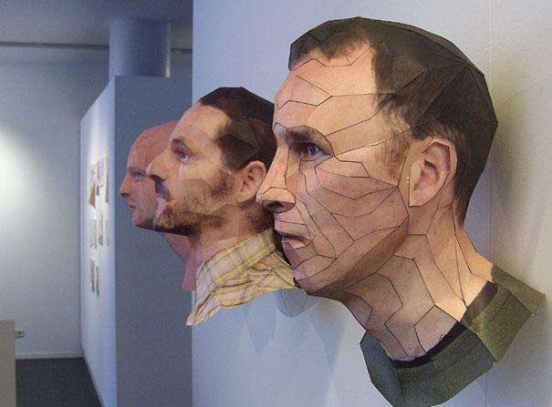 realistic-3d-paper-portraits