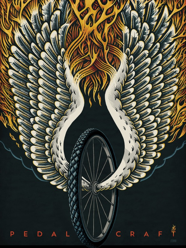 pedal-craft-poster