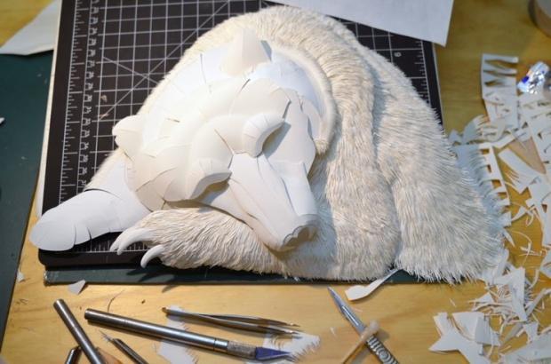 bear making of