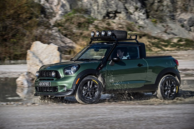 MINI-Paceman-Adventure-Pickup-Truck-0