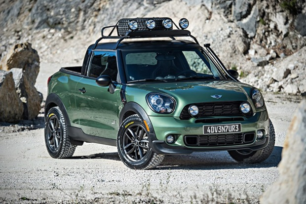 MINI-Paceman-Adventure-Pickup-Truck-1