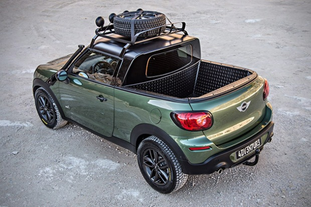 MINI-Paceman-Adventure-Pickup-Truck-4