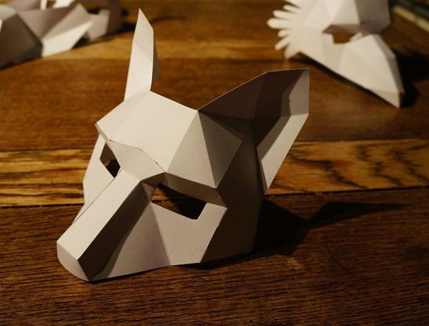 half-face-fox-mask