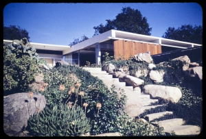 Tremaine residence, Montecito, Calif., 1949. Richard Neutra, architect